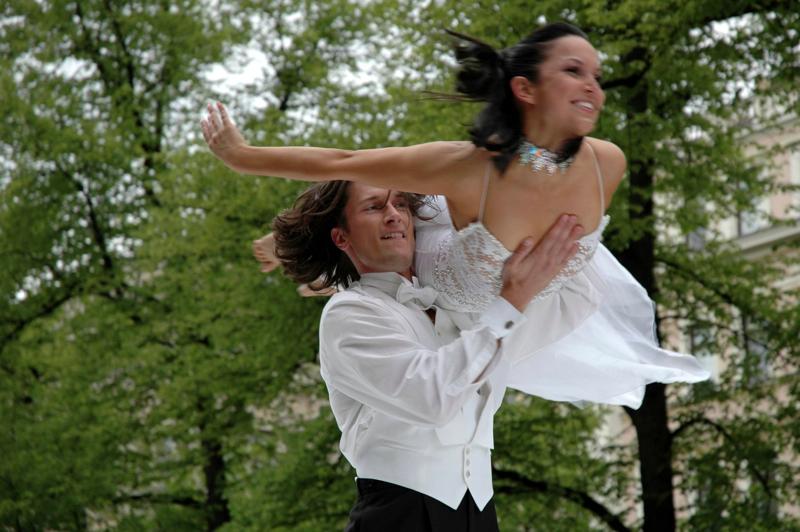 Marko Saari: 'Tanssi'