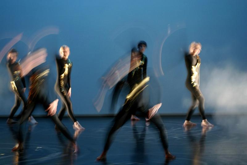 Eine Pakarinen: 'Dancers'