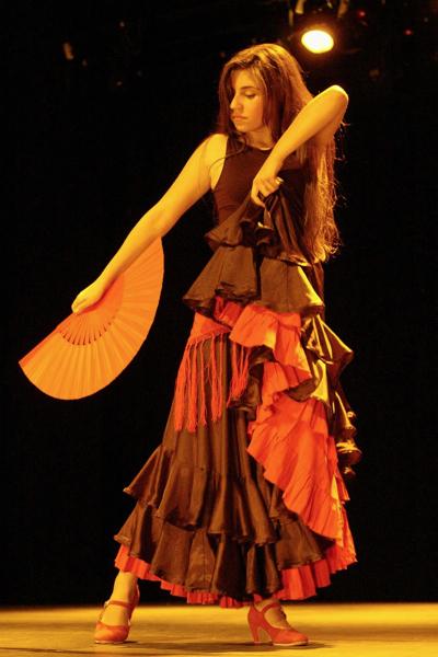 Mikko Helin: 'Flamencoilta 2'