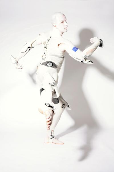 Patrik Rastenberger: 'Cyborgic'