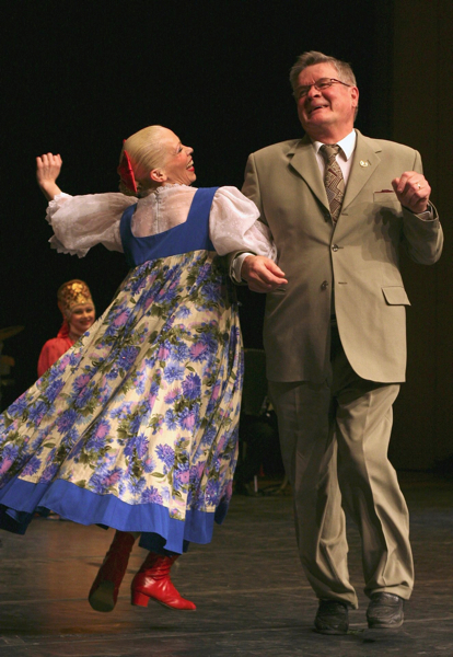 Jaska Temiseva: 'Tanssin hurmaa'