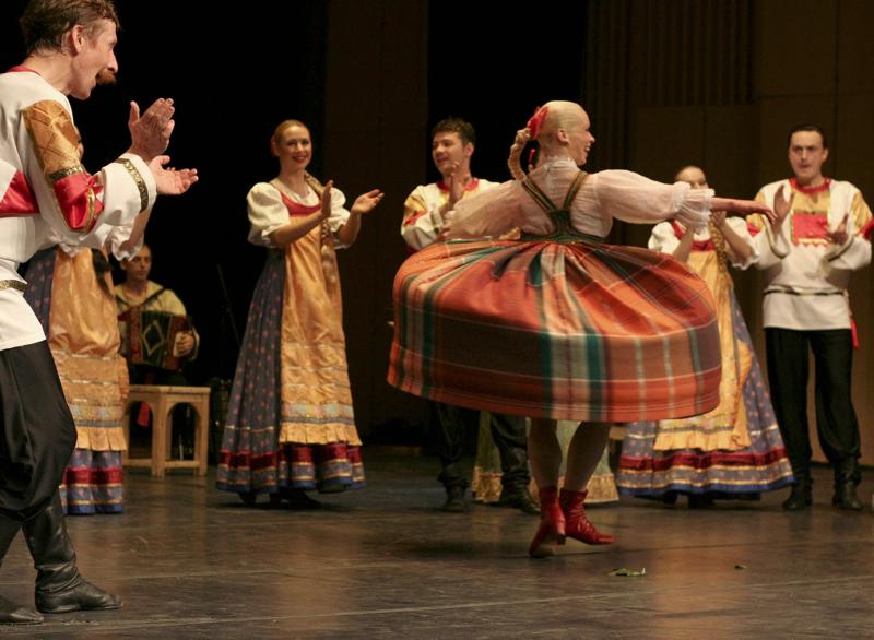 Jaska Temiseva: 'Tanssin pyörteessä'