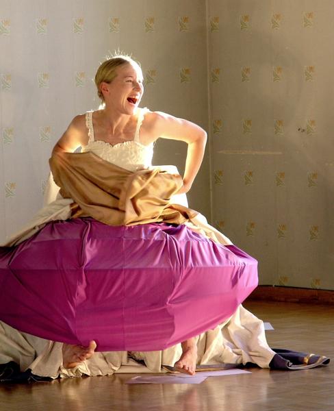 Vilma Niskala: 'Kasvava riemu'