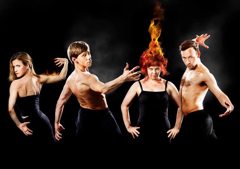 Ari Ijäs: 'Burn Auts'
