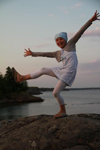 Maria Sokka-Saarikangas: 'Luonnonhelmassa'