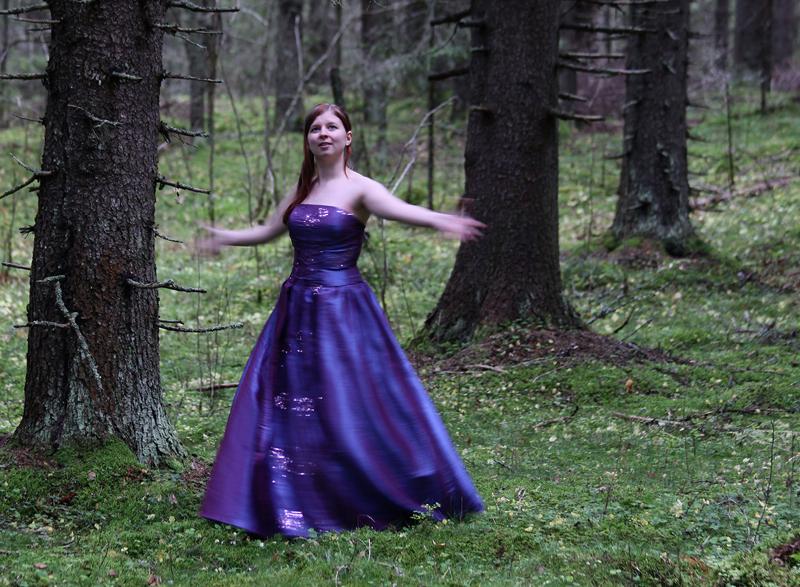 Pekka Honkakoski: 'Metsanneidon tanssi'