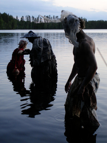 Merja Malkki: 'Pyhä vesi'