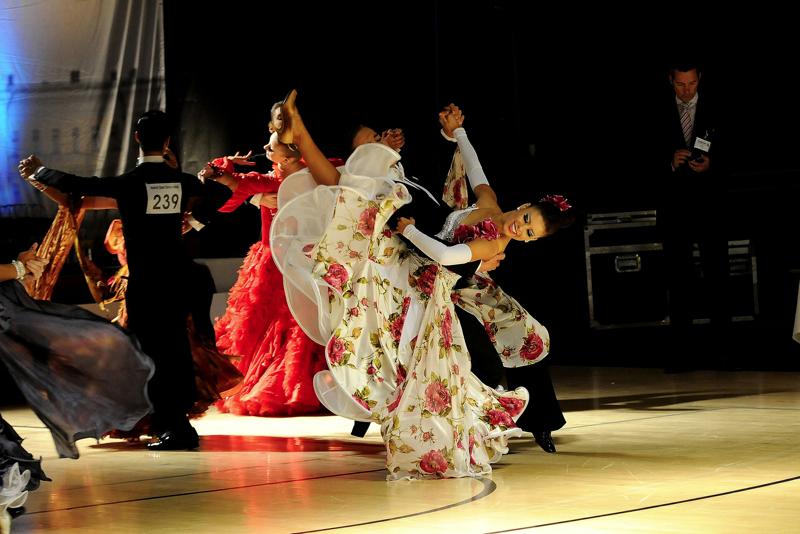 Tapani Antila: 'Tanssii ruusujen kanssa'