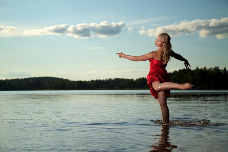 Jouni Kallio: 'Tanssivat pisarat'