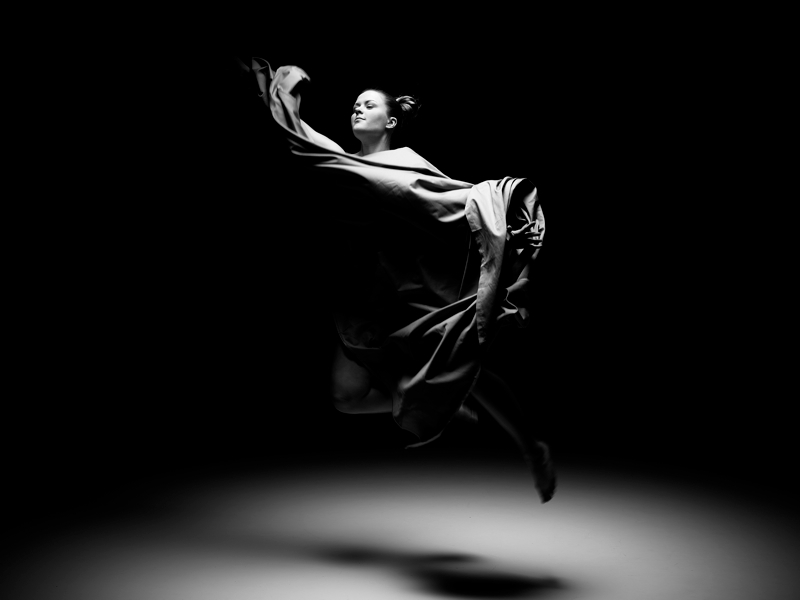 Niklas Sandström: 'Unohdettu tanssi II'