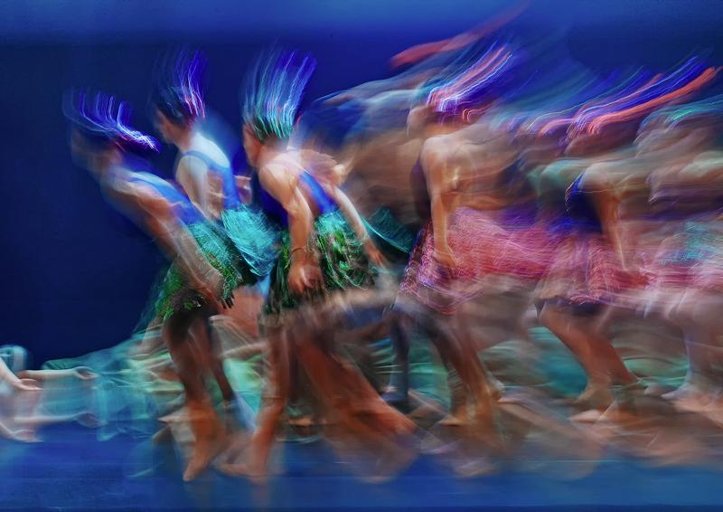 Hannu Kontkanen: 'Vto-dancers'