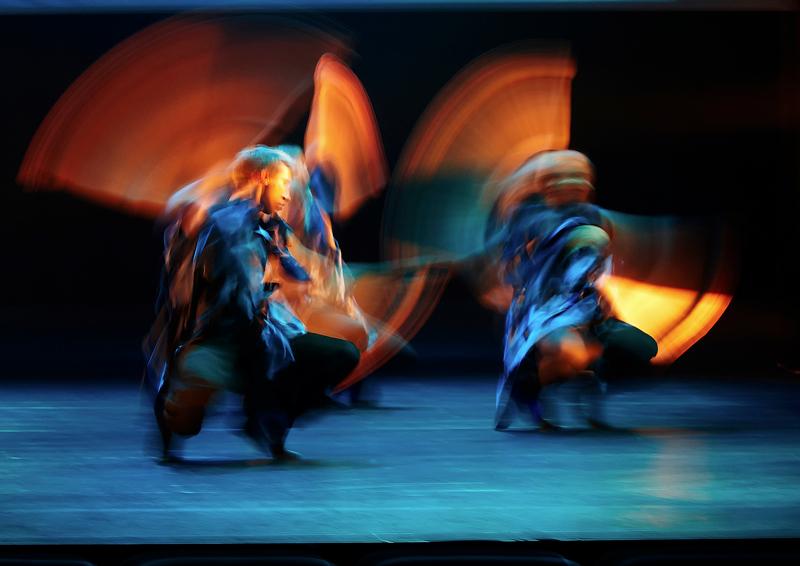 Hannu Kontkanen: 'Vto-dancers 3'