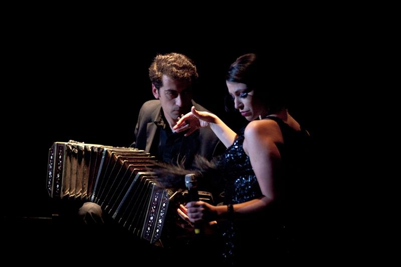 Photo: Tango Pasion Company.