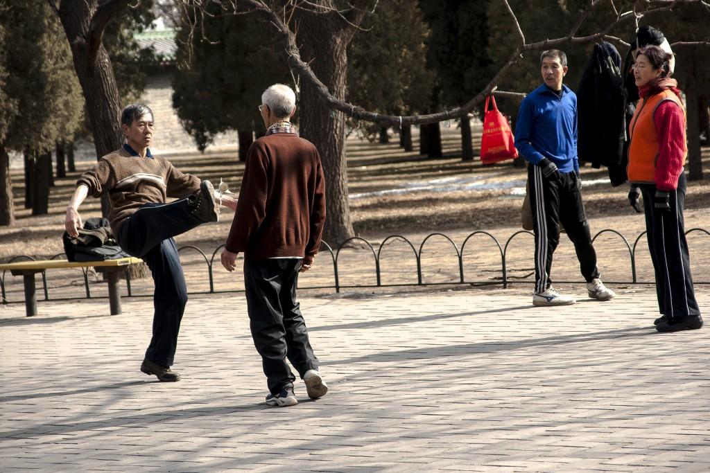 SONY DSCKevyesti nousee tämän footbagipelaajan jalka. Kuva: Vesa-Pekka Grönfors