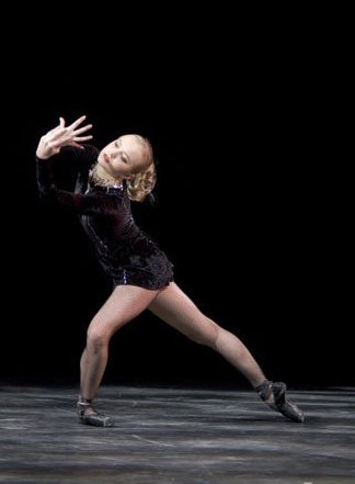 Elina Miettinen, tanssija