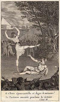 La Danse, ou les dieux de l'opéra
