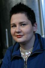 Sanna Brauer, kuva Henrik Timonen