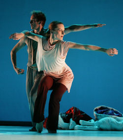 Anu Sistonen, tanssija-koreografi