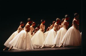 Giselle, Sylvie Guillem, Kansallisbaletti