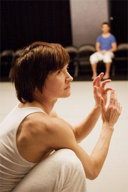 Katri Soini, koreografi-tanssija