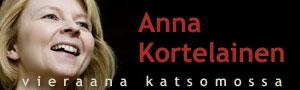 Anna Kortelainen, kirjailija, otsikkokuva