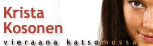 Krista Kosonen, otsikkokuva