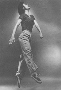 Yvonne Rainer, Trio A