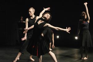 Aika-kvartetto, kor. Kirsi Monni, kuva Laura Vuoma