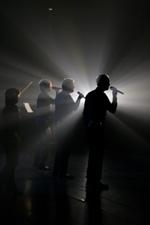 Lauluyhtye Rajaton, kuva Marko Mäkinen