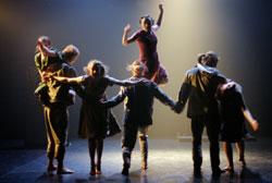 Keväästä talveen, koreografia Marjo Kuusela, kuva Laura Vuoma