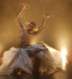 HUNT, koreografia Tero Saarinen, kuva Marita Liulia
