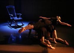 UNA, koreografia Gabriela Aldana-Kekoni, kuva Niclas Warius