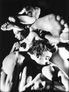 Daniel Leveille Danse, kuva: Rolline Laporte