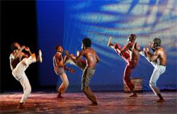 Mona-Mambu, koreografia Orchy Nzaba