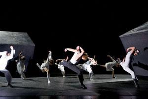 FLUKE, Mats Ek, Kansallisbaletti, Finnish National Ballet