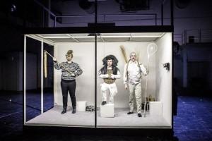 Koreografi Meg Stuartin uusin teos Built to Last. Kuva: Julian Röder.