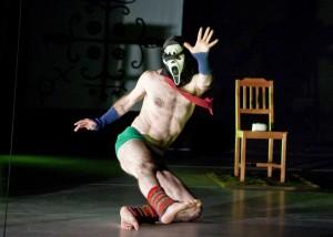 Keith Hennesy: Crotch, photo: Yi-Chu Wu