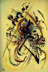 Wassily Kandinsky: Tuntemattomalle äänelle