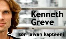 Kenneth Greve, haastattelu
