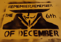 Remember the 6th of December, Ateena