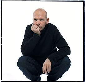 Kenneth Kvarnström, kuva Mats Bäcker