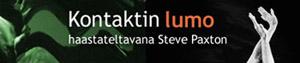 Steve Paxton -haastattelun otsikkokuva