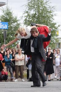 Routii, Mikko Orpana ja Heidi Naakka