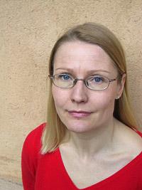 Paula Tuovinen, kuva Teatterikorkeakoulu