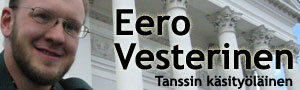 Eero Vesterinen, haastattelu