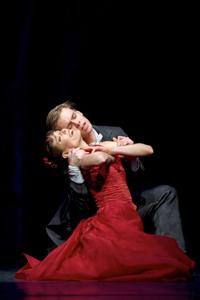 Anna Karenina, Suomen kansallisbaletti, National Ballet of Finland, Minna Tervamäki, Jani Talo