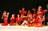 Riemukupla, Helsinki Dance Company