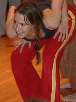 Ronja Verkasalo, tanssitaiteilija