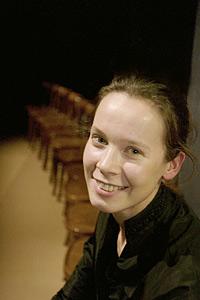 Jenni Kivelä, kuva Heli Sorjonen
